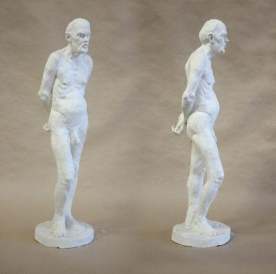 Petr Mucha - sculpture - Václav